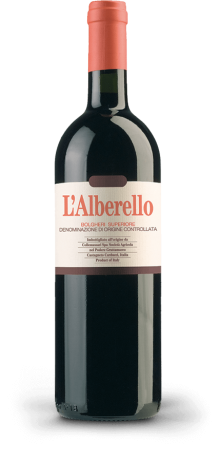 Bottle of L'Alberello