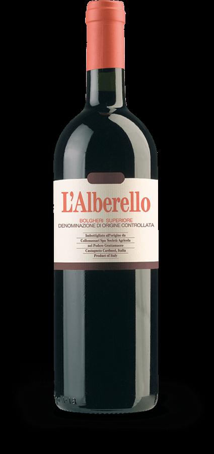 Bottle of L'Alberello
